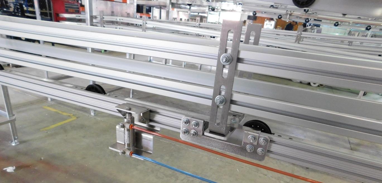 Custom Metal Designs conveyors help you save