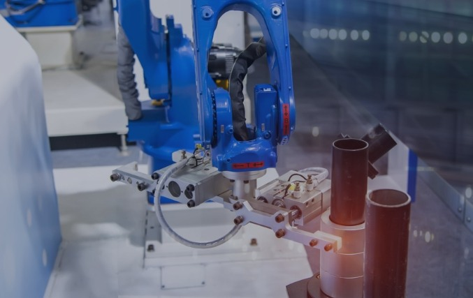 Custom Metal Design can help you get your operations right with custom robotics integration