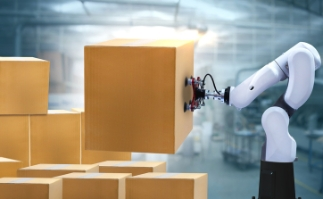 Box Loader Robot